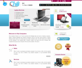 Chijicomputers.com - Computer and Laptop : Sales and Services Center in Chennai -  Chiji