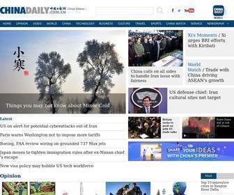 Chinadaily.com.cn - Chinadaily European