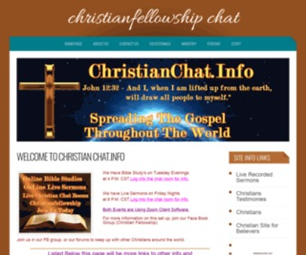 Christianchat.info - Christian Fellowship | Live Christian Chat