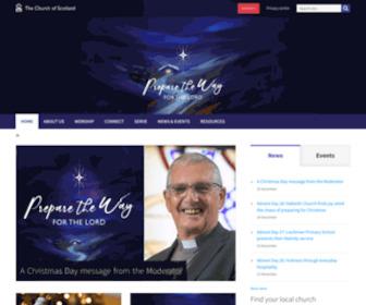 Churchofscotland.org.uk - The Church of Scotland