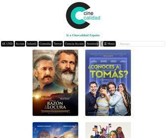 Cinecalidad.to - Películas online y para descargar gratis en excelente calidad HD