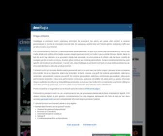 Cinemagia.ro - Filme 2018, filme 2017, filme noi, programe TV, program cinema, premiere cinema, trailere filme - CineMagia.ro