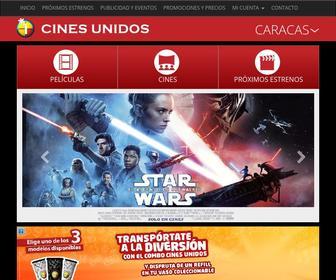 Cinesunidos.com - Cines Unidos