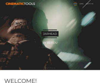 Cinetools.xyz - Cinematic Tools