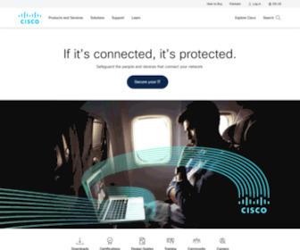 Cisco.com - Cisco - Global Home Page
