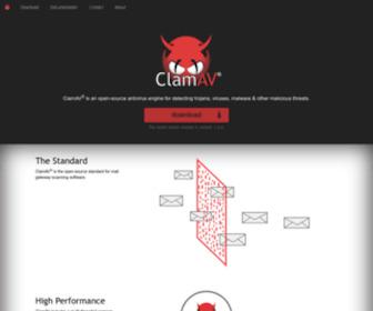 Clamav.net - ClamavNet