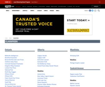 Classifiedextra.ca - Canoe | Classifieds