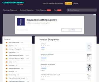 Clubdediagramas.com - Archivo de diagramas y manuales de servicio