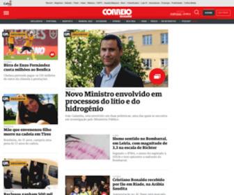 Cmjornal.pt - Correio da Manhã: Portugal, Mundo, Sociedade, Cultura. Classificados.