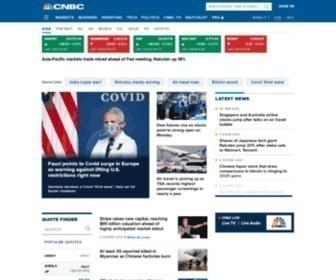 Cnbc.com - Stock Market News, Business News, Financial, Earnings, World Markets - CNBC