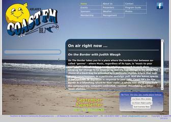 Coastfm.com.au - Adelaide's Coast FM 88.7