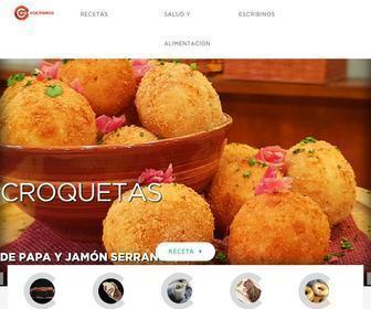 Cocinerosargentinos.com - Cocineros Argentinos