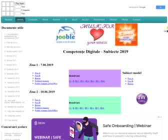Competentedigitale.ro - Competen&#355e Digitale