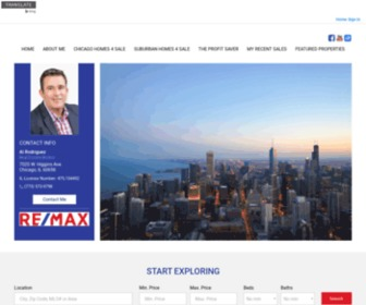 Compresucasa.net - Al Rodriguez specializes in Chicago IL Homes, Real Estate, and Property Listings