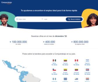 Computrabajo.com - Bolsa de trabajo, ofertas de trabajo   Buscar empleo en CompuTrabajo