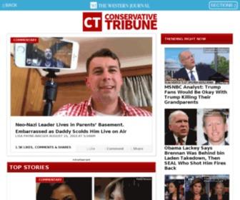 Conservativetribune.com - Conservative Tribune Fearless, Bold, Conservative.