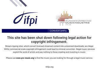 Convert2mp3.net - convert2mp3.net - Online Video converter - Youtube, Dailymotion, Vevo, Clipfish und MyVideo Videos in MP3, MP4 und weitere Formate umwandeln