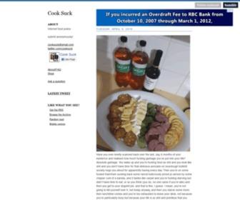 Cooksuck.com - Cook Suck