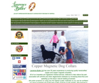 Copper-bracelets.com - Quality Handcrafted Magnetic Copper Bracelets