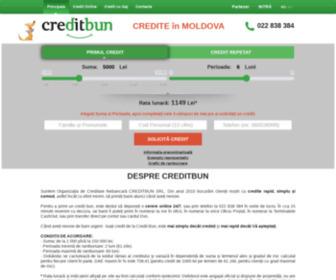 Credite.md - CREDITE.MD - Credit rapid in Chisinau si oriunde in Moldova.