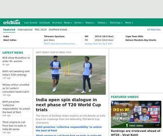 Cricbuzz.com - Live cricket scores, schedule, news, archive, series | Cricbuzz.com
