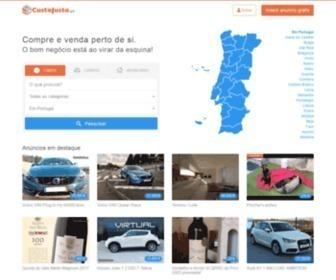 Custojusto.pt - Anúncios grátis, classificados grátis: carros usados, motas usadas, casas, apartamentos e produtos usados de ocasião - CustoJusto.pt