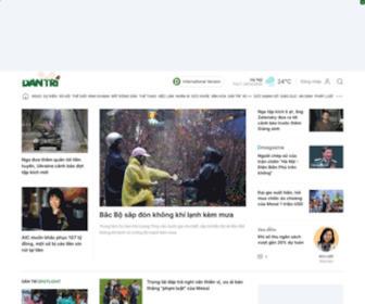 Dantri.com.vn - Báo Dân trí | Tin tức Việt Nam và quốc tế nóng, nhanh, cập nhật 24h
