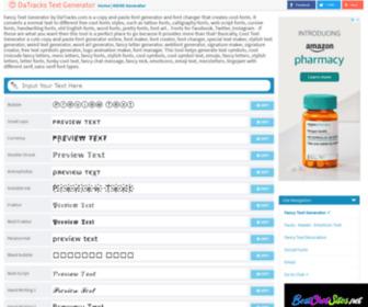 Datracks.com - Parcel Tracking - DaTracks.com