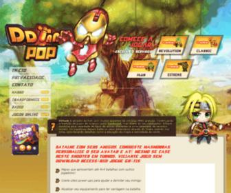 Ddtankpop.com - DDTank POP | Junte-se aos  milhões de jogadores DDtank Pirata 2015