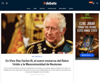 Debate.com.mx - EL DEBATE | Noticias de México | EL DEBATE