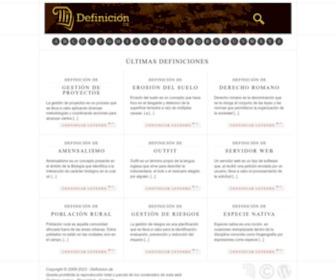 Definicion.de - Definición.de