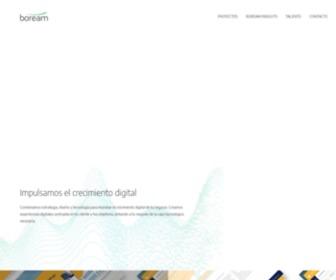 Deinterfaz.com - Boream Consultoría TI | Boream