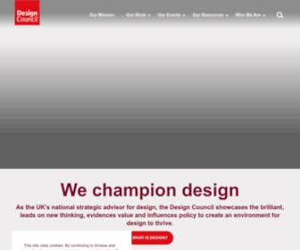 Designcouncil.org.uk - Design Council