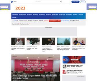 Detik.com - detikcom - Informasi Berita Terupdate Hari Ini