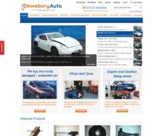 Dewsburyautosalvage.com - Dewsbury Auto Salvage - Car Breakers, Car Parts & Car Salvage