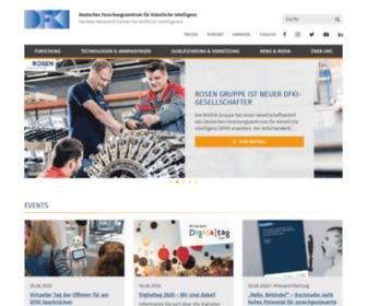 Dfki.de - Intelligente Lösungen für die Wissensgesellschaft —DFKI