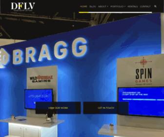 Dflv.com - Custom Trade Show Exhibits & Rentals Las Vegas |The Design Factory