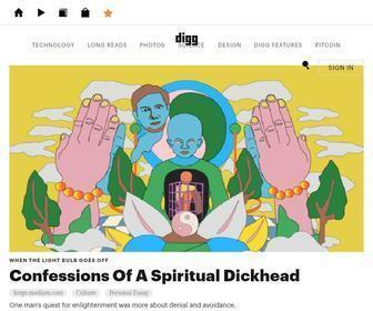 Digg.com - Digg - What the Internet is talking about right now