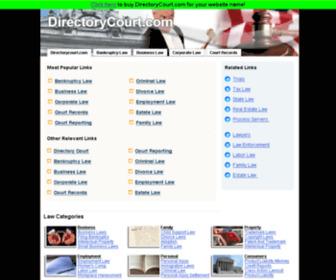 Directorycourt.com - Directory Court:: Web Directory
