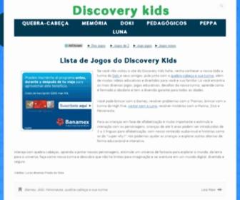 Discoverykidsbrasil.com.br - Discovery Kids Brasil