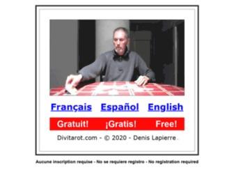 Divitarot.com - Divitarot.com - Tarot Denis Lapierre 2018 - Divitarot 2018 - 2b725ab8415b