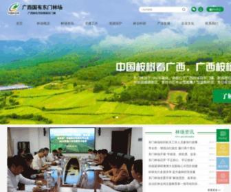 Dmff.com.cn - 广西国有东门林场