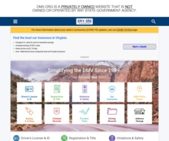 Dmv.org - DMV.org: The DMV Made Simple