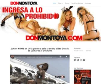 Donmontoya.com - Don Montoya.com |