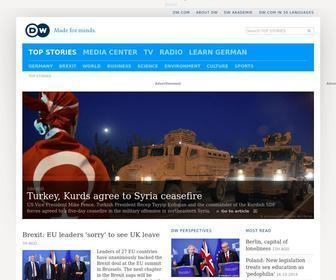 Dw.com - News and current affairs from Germany and around the world | DW
