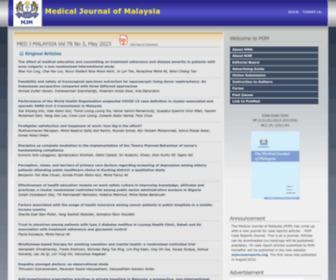 E-mjm.org - Medical Journal of Malaysia - Vol 73 No. 6, December 2018