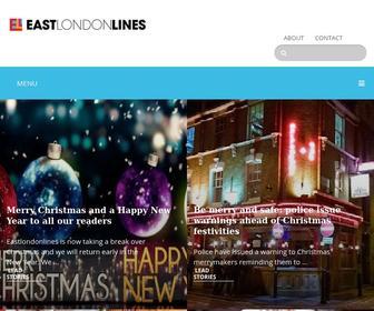 Eastlondonlines.co.uk - Eastlondonlines |