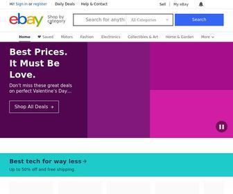 Ebay.com - Electronics, Cars, Fashion, Collectibles, Coupons and More | eBay