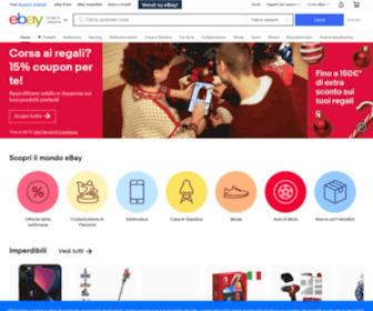 Ebay.it - eBay | Tecnologia, moda, fai da te: prodotti nuovi a prezzo fisso