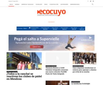 Ecocuyo.com - ECOCUYO - Diario Digital de Negocios | Diario Digital de negocios
